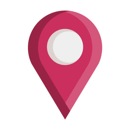 Gps mark design, Map travel navigation route and road theme Vector illustration