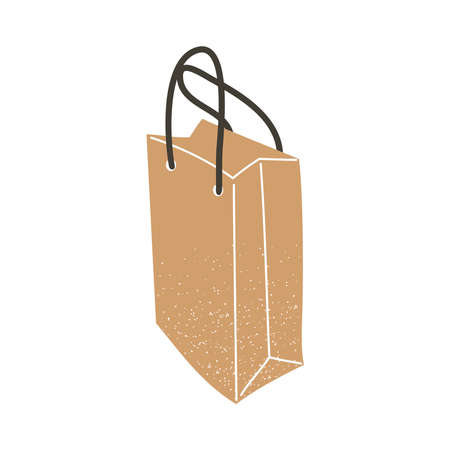 shopping bag icon design of commerce and market theme Vector illustration 일러스트