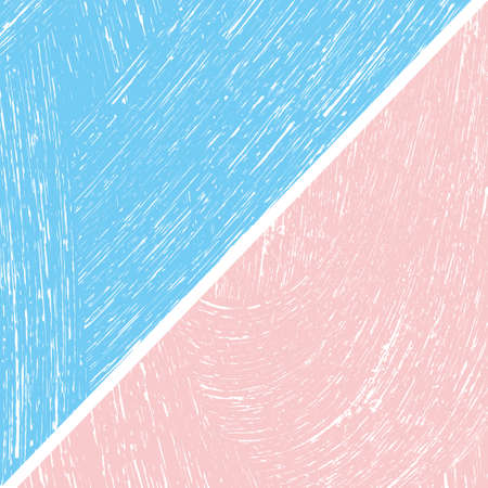 blue and salmon captivating trendy colors background Vettoriali