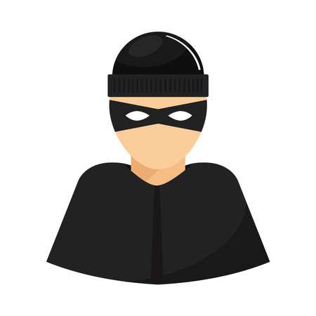 thief bandit character