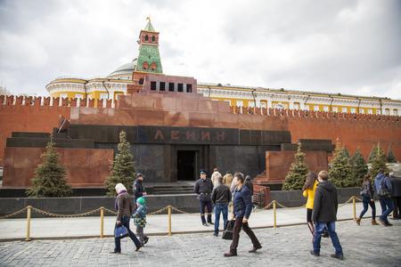 lenin: Main entrance into Lenin
