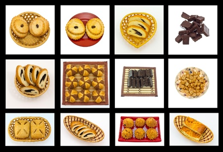Confectionery products in assortment. Stock Photo - 11981224