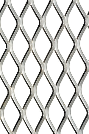 mesh fence: Iron wire fence