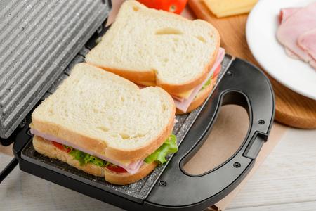 Close up on sandwiches Banque d'images - 114927619