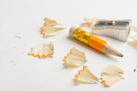 Zużyty ołówek
