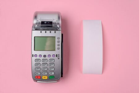 Payment terminal and till slip