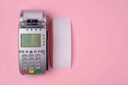 POS terminal and receipt