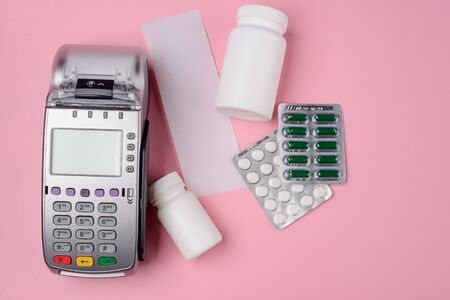 Paying for expensive medications Imagens