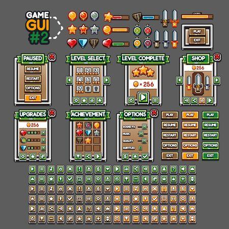 Game GUI #2 Vecteurs
