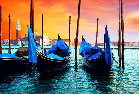 Venezia - travel romantic pleace photo