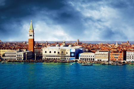 Venezia - travel romantic pleace Stock Photo - 7996088