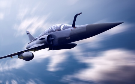 fighter pilot: Airplan militar de la velocidad
