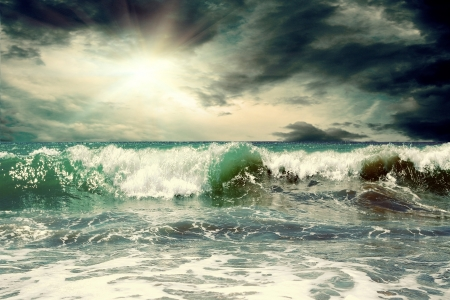 Beautiful View of seascape Stock Photo - 14870954
