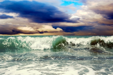 Beautiful View of seascape Stock Photo - 17598622