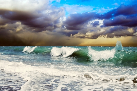 Beautiful View of seascape Stock Photo - 17748239