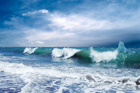 Beautiful View of seascape Stock Photo - 21079514