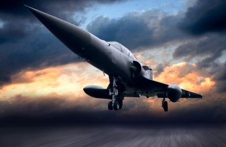 freedom fighter: Military airplane speed