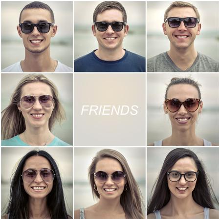 20 29: Close-up portrait Stock Photo