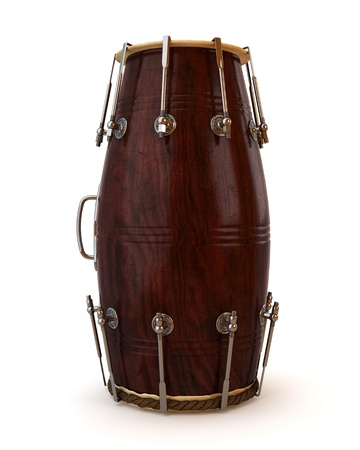 African tribal drums photo
