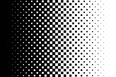 Gradient background Halftone pop art design Light effect Seamless pattern Vector illustration Illustration