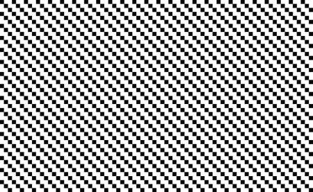 Pixels seamless pattern Black and white pixelated background Grainy noise effect 8 bit retro style Vector backdrop for game, web, fabric