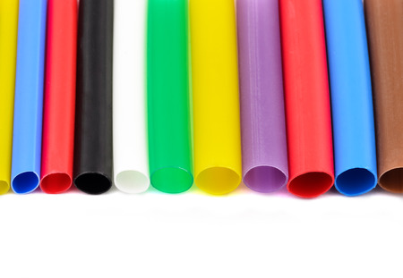 shrink: Heat shrink tubing various colors