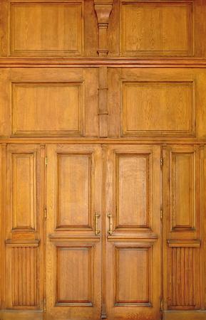 puertas viejas: Las puertas viejas de madera