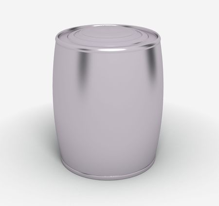 Old canning jar