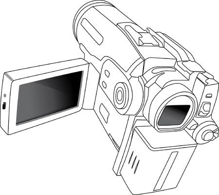 sihlouette: HD Cam
