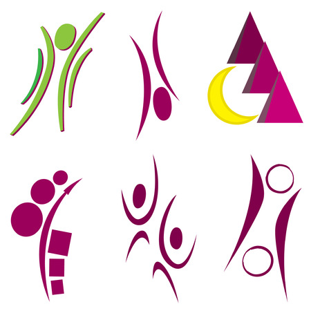 Logotipos humanoides