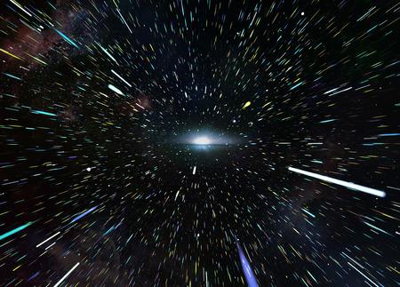 speed: El viaje interestelar Foto de archivo