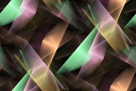 panelling: Seamless tileable abstract background with transparent shapes and light colors