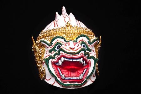 head of hanuman,ramayana story Stock Photo - 10546933