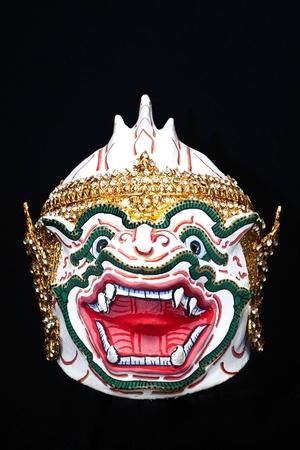 head of hanuman,ramayana story photo