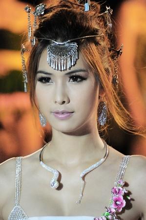 Silver Fashion Show OF Nan Province