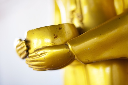 gold Buddha photo