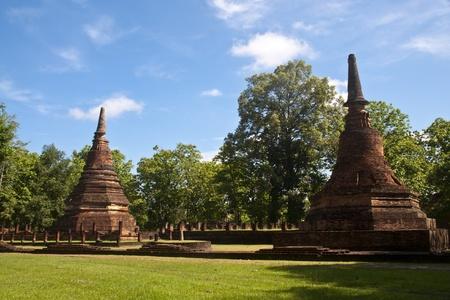 stu: Kamphaeng Phet Historical Park