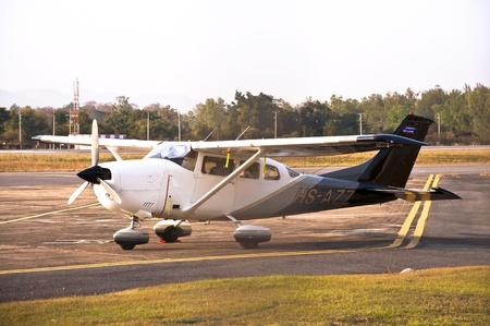 Small plane Stock Photo - 11389632