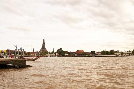 Wat Arun, Bangkok Thailand, Wat Arun is one of Bangkok photo