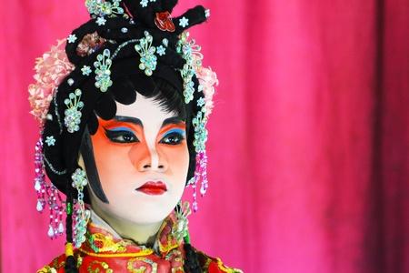 Chinese opera actor Stock Photo - 12060641