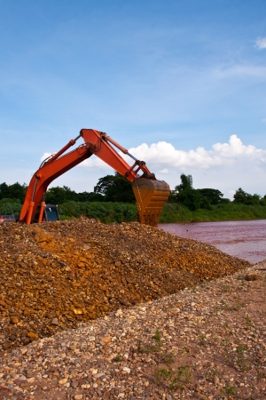 excavator loader bucket