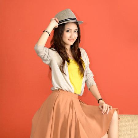 asian model: Asian young women cute