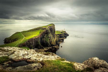 Isle of skye neist point lighthouse
