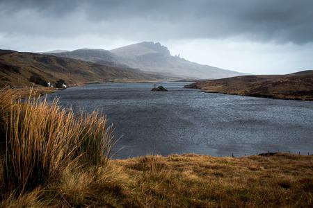 Isle of Skye Landscape Stock fotó