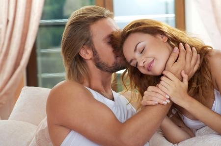 sexy young girls: Счастливая пара на утро