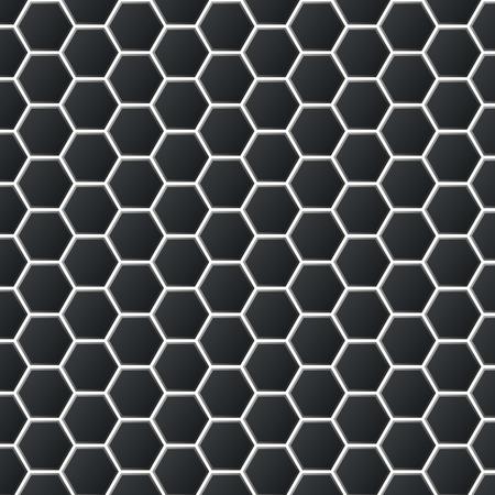 blue background: Hexagonal Abstract geometric scheme. Hipster Fashion Design Print Hexagonal pattern. Vector illustration.