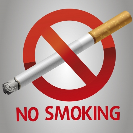 No smoking icon Stock Vector - 24193591