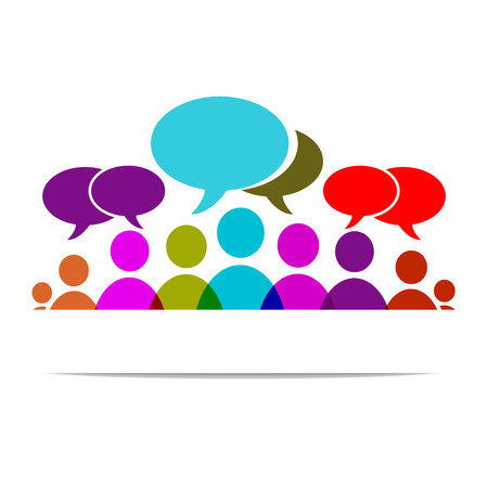 social forum Illustration