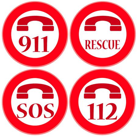 Rescue Illustration
