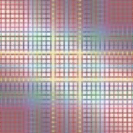 Background texture of shiny mesh Illustration